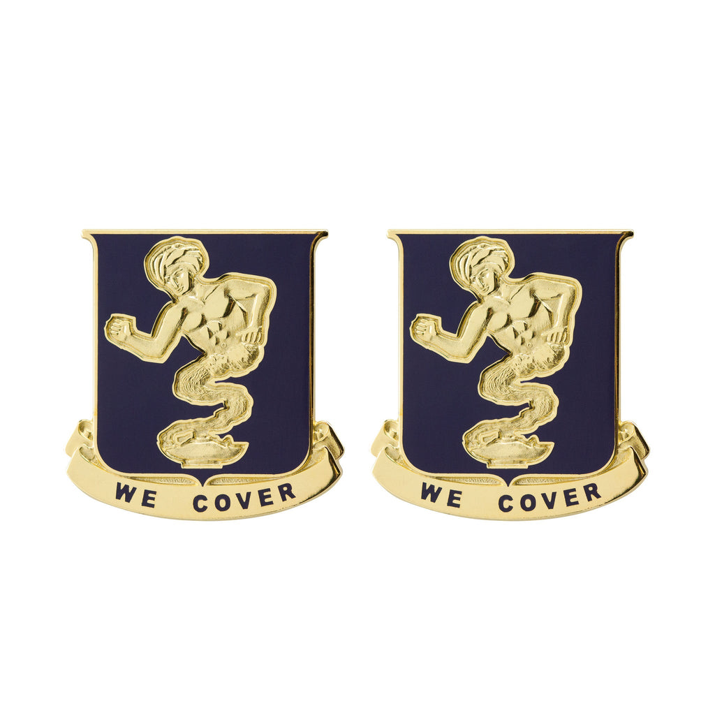 3rd Chemical Brigade Unit Crest (We Cover)