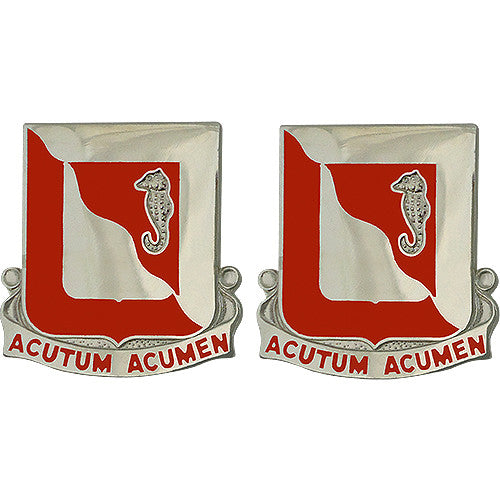 19th Engineer Battalion Unit Crest (Acutum Acumen)