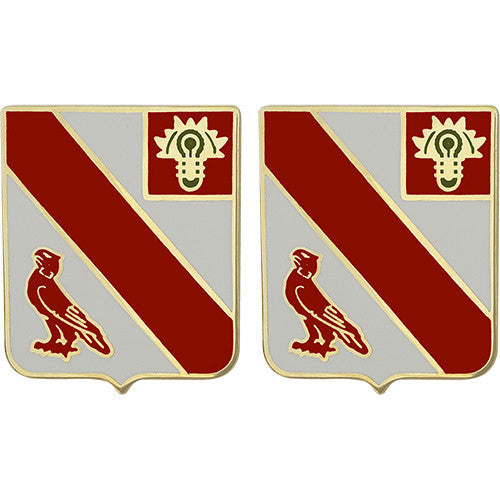 21st Field Artillery Regiment Unit Crest (No Motto)