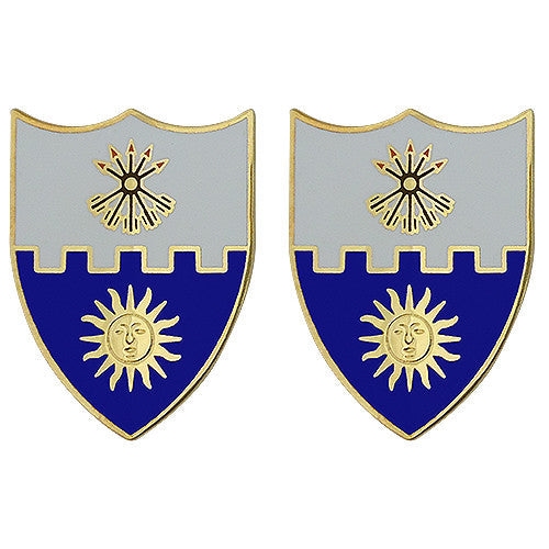 22nd Infantry Regiment Unit Crest (No Motto)