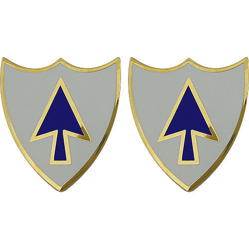 26th Infantry Regiment Unit Crest (No Motto)