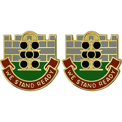 29th Infantry Division Artillery Unit Crest (We Stand Ready)