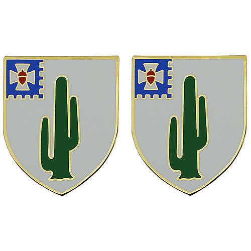 35th Infantry Regiment Unit Crest (No Motto)