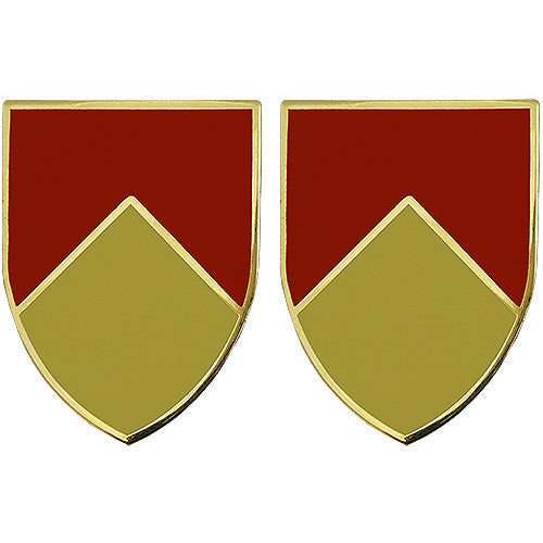 36th Field Artillery Regiment Unit Crest (No Motto)