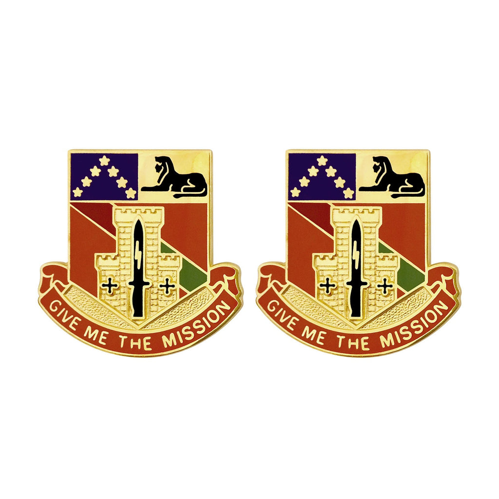Special Troops Battalion, 48th Infantry Brigade Combat Team Unit Crest (Give Me the Mission)