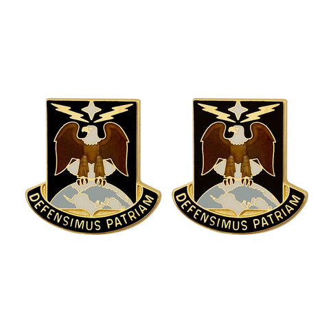 49th Missile Defense Battalion Unit Crest (Defensimus Patriam)