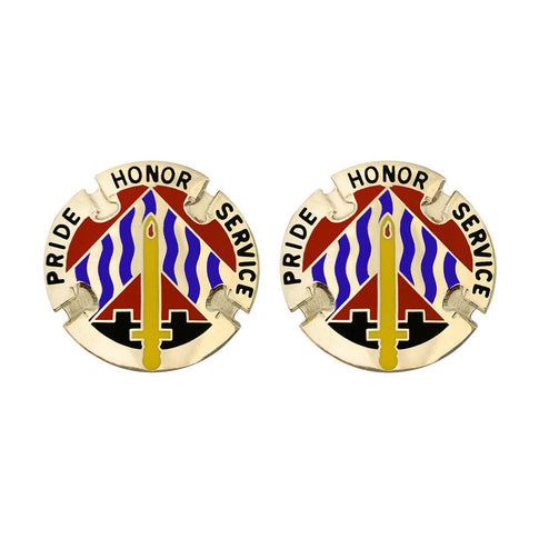 63rd Regional Support Command Unit Crest (Pride Honor Service)