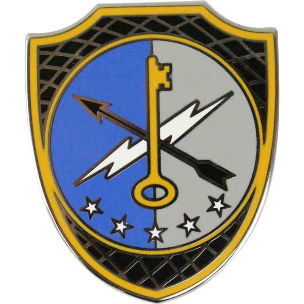 780th Military Intelligence Combat Service Identification Badge