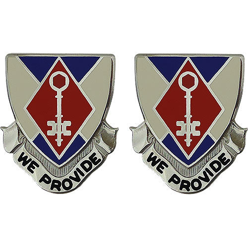 75th Support Battalion Unit Crest (We Provide)