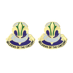 100th Division (Institutional Training) Unit Crest (Soldiers of the Century)
