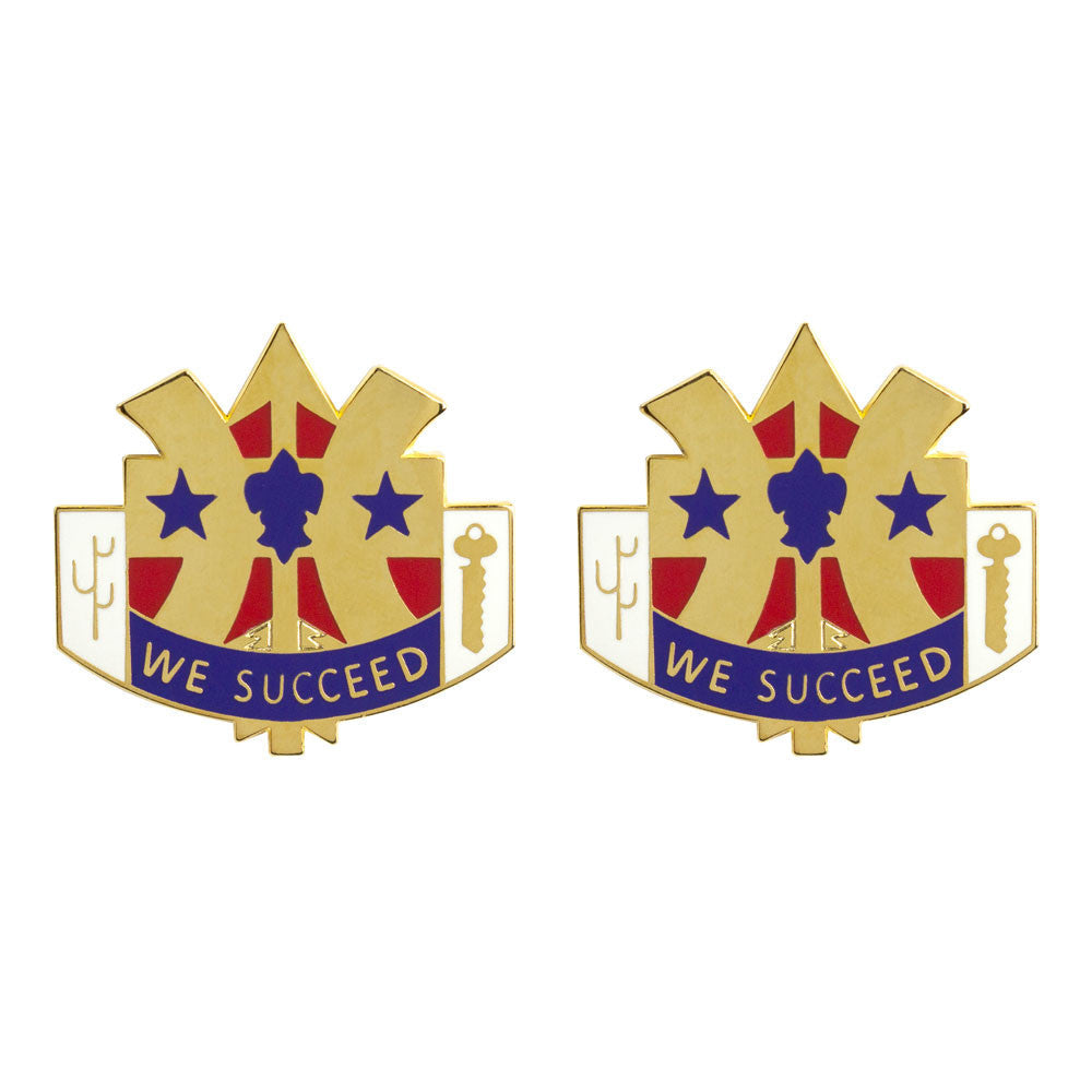 103rd Sustainment Command (Expeditionary) Unit Crest (We Succeed)