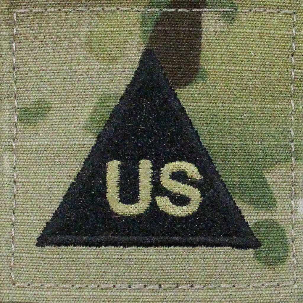 US Civilian in the Field Patch - Scorpion/OCP