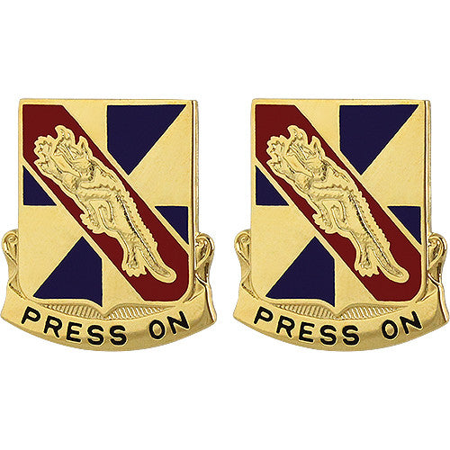 159th Aviation Regiment Unit Crest (Press On)