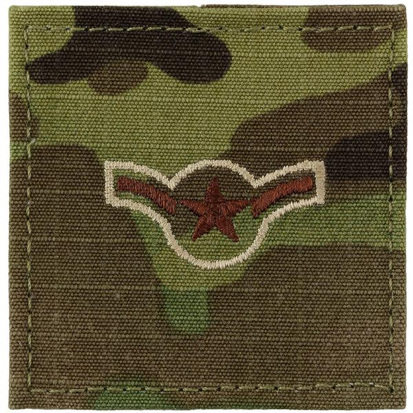 Air Force OCP rank - Gortex Loop Tab