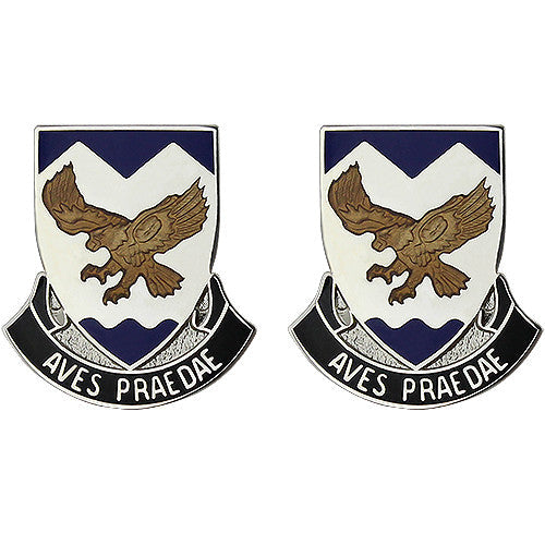 183rd Aviation Regiment Unit Crest (Aves Praedae)