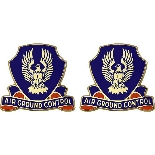 192nd Aviation Battalion Unit Crest (Air Ground Control)