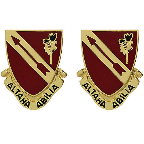 291st Regiment Unit Crest (Altaha Abilia)
