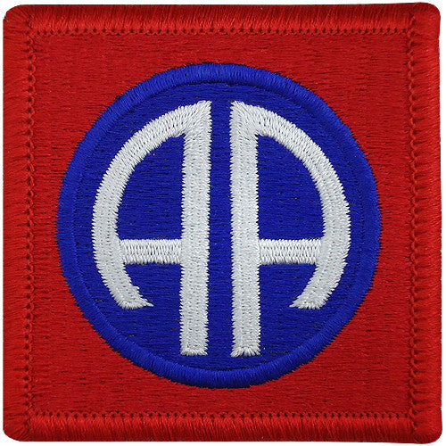 82nd Airborne Division Class A Patch