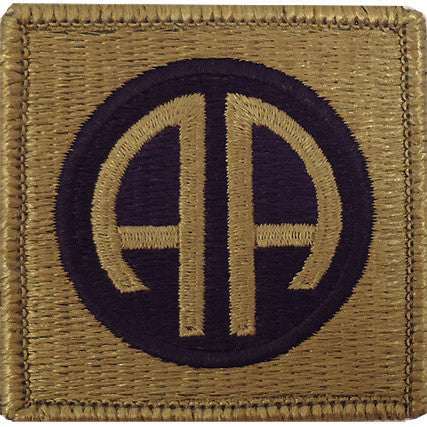 82nd Airborne Division MultiCam (OCP) Patch
