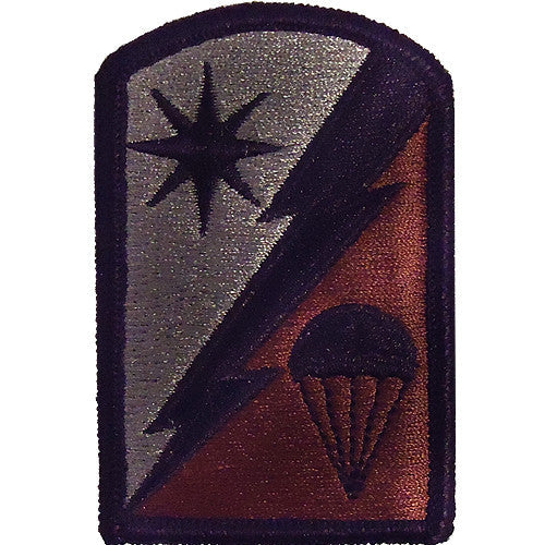 82nd Sustainment Brigade ACU Patch