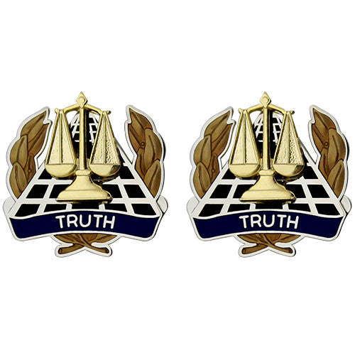 Test And Evaluation Command Unit Crest (Truth)