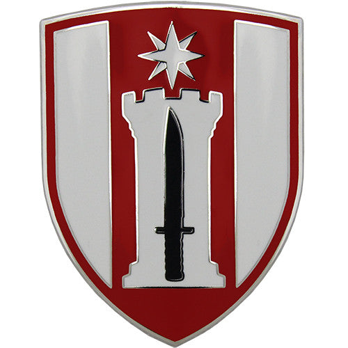 372nd Engineer Brigade Combat Service Identification Badge