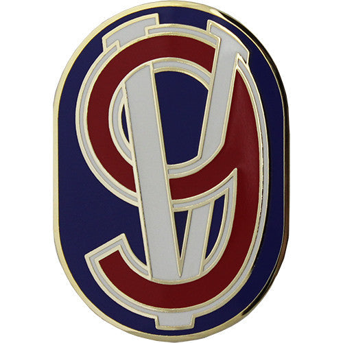 95th Training Division Combat Service Identification Badge