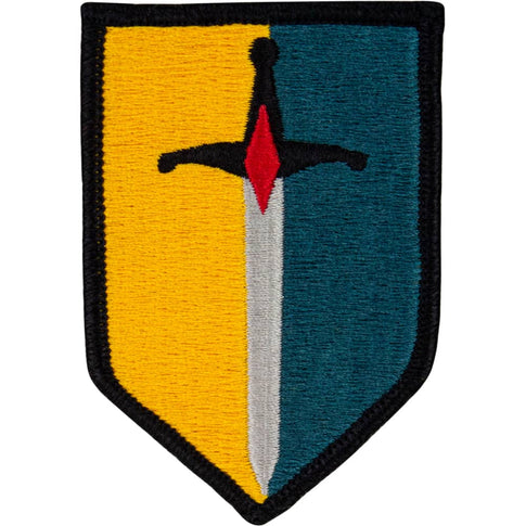 1st Maneuver Enhancement Brigade Class A Patch