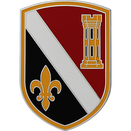 225th Engineer Brigade Combat Service Identification Badge