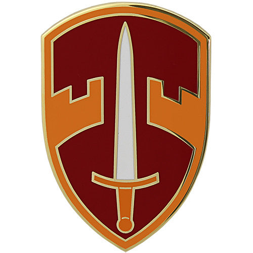 Military Assistance Command Vietnam (MAC V) Combat Service Identification Badge