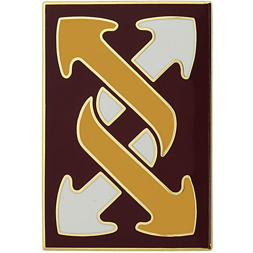 143rd Sustainment Command Combat Service Identification Badge