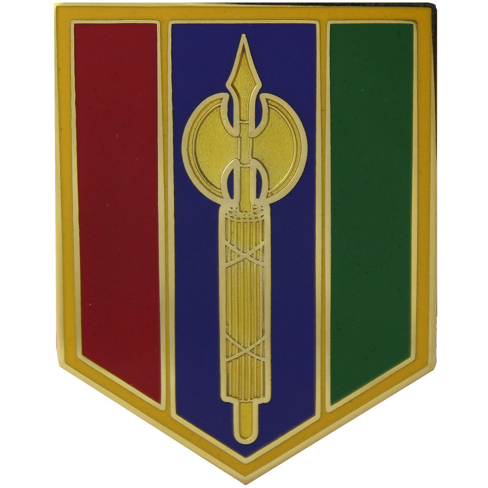 302nd Maneuver Enhancement Brigade Combat Service Identification Badge