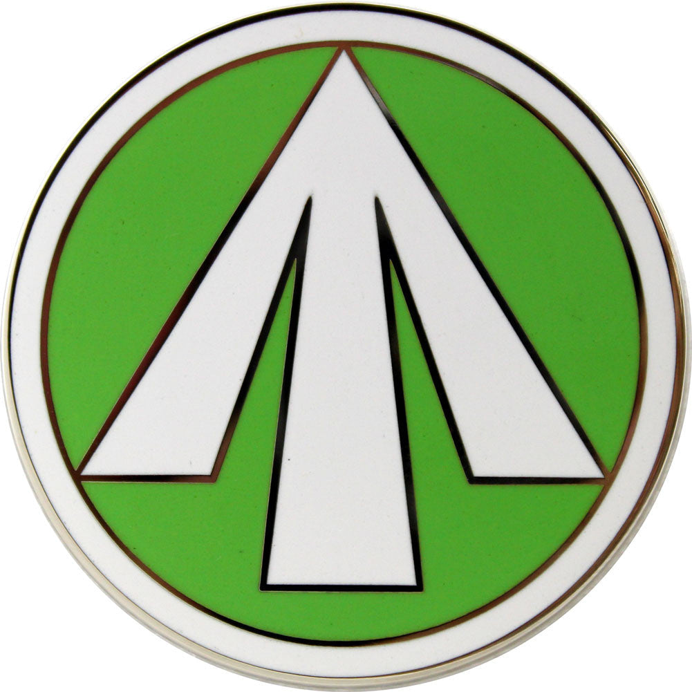 Deployment and Distribution Command Combat Service Identification Badge
