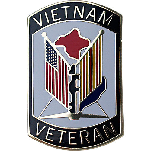 Vietnam Veteran Shield 1