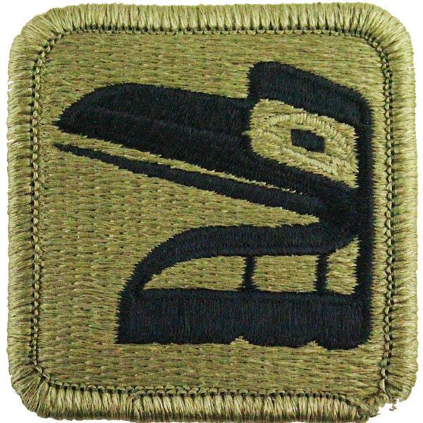 81st Stryker Brigade Combat Team MultiCam (OCP) Patch