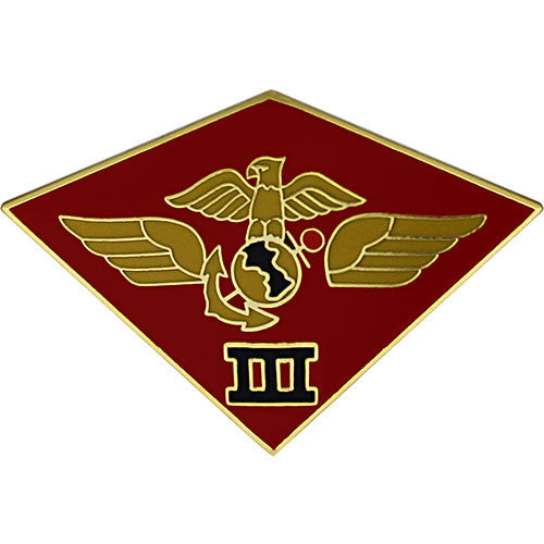 Marine Corps 3rd Marine Aircraft Wing 1 3/8