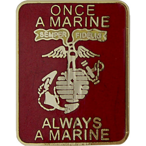 Once a Marine Always a Marine 1