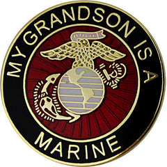 My Grandson is a Marine 1