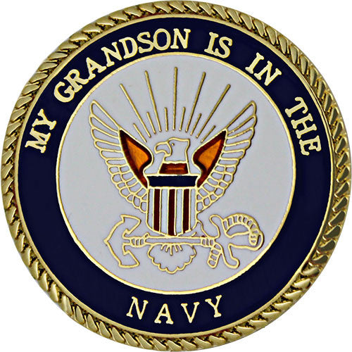My Grandson is in the Navy 1