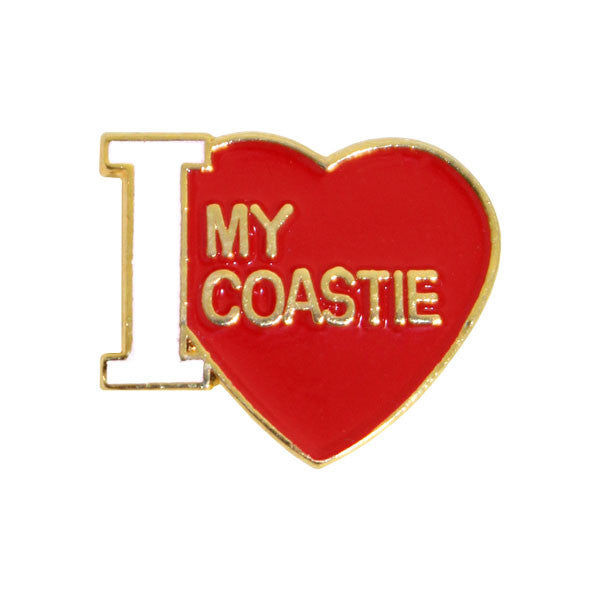 I Heart My Coastie 5/8