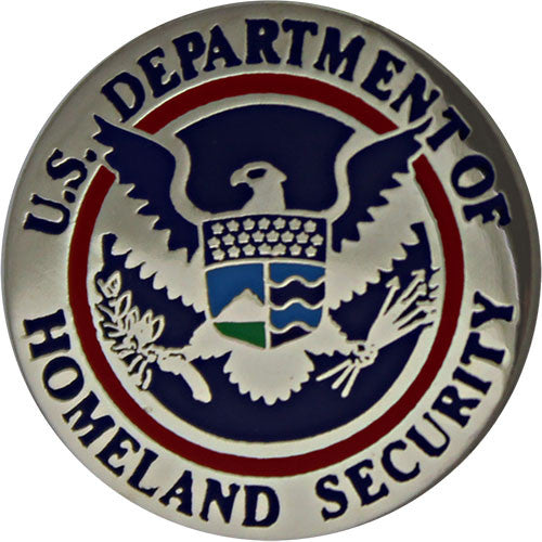 Department Of Homeland Security 3 4 Quot Lapel Pin Usamm