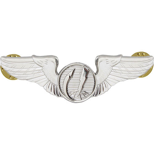 Air Force Remotely Piloted Aircraft Sensor Operator Badge - Mirror Finish