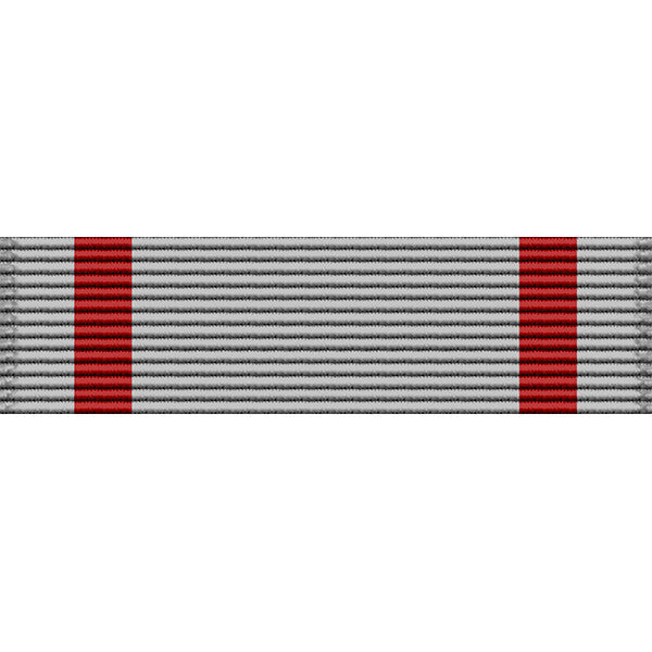 Coast Guard Auxiliary Merit C Award Ribbon
