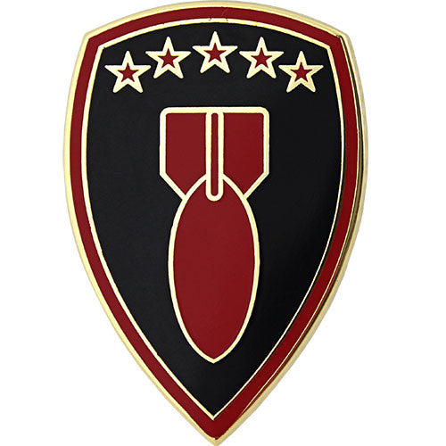 71st Ordnance Group Combat Service Identification Badge
