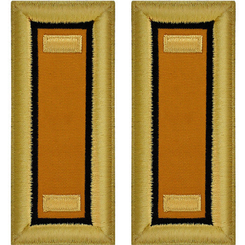 Army Male Shoulder Boards - Electronic Warfare