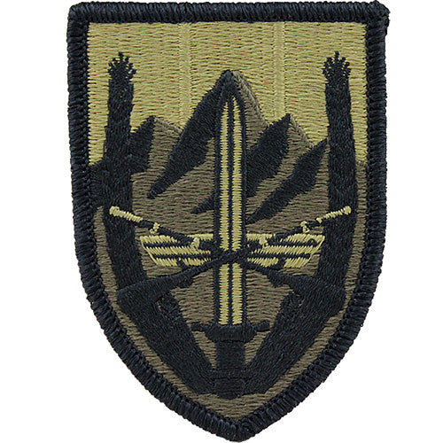 U.S. Forces Afghanistan Multicam Patch