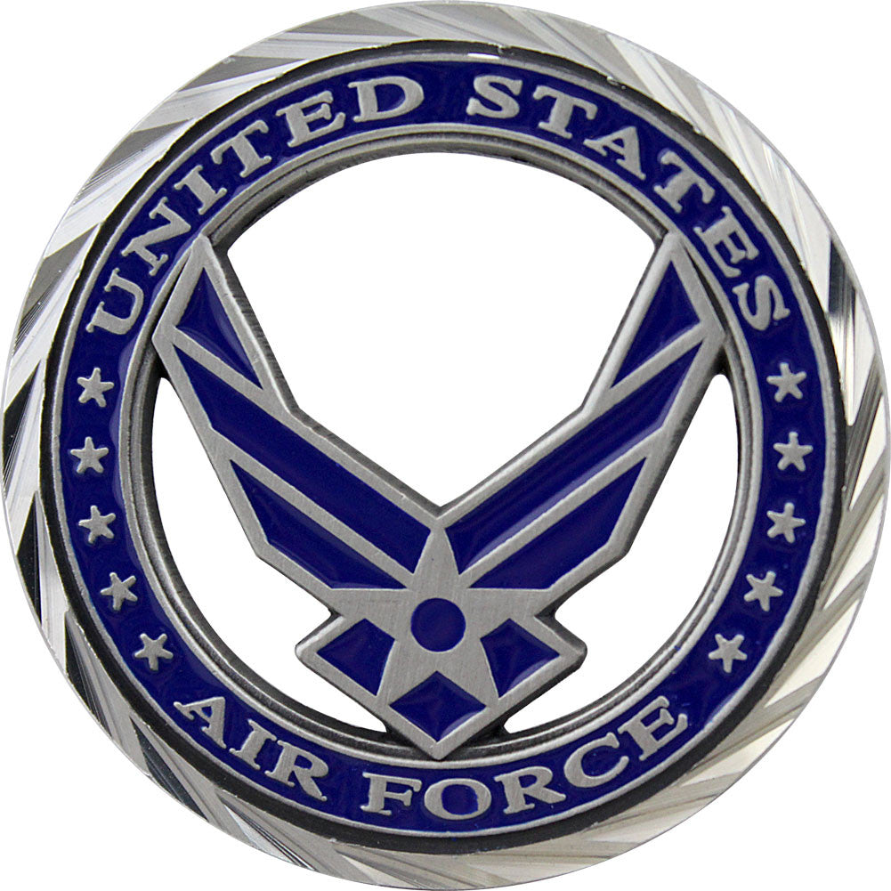 U.S. Air Force Core Values Coin