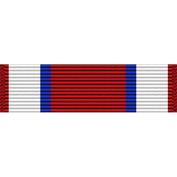 Washington D.C. National Guard Ceremonial Drill Ribbon