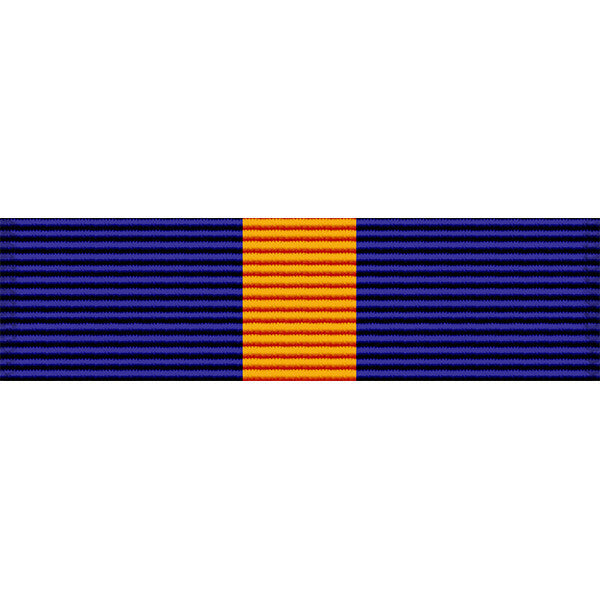 Florida National Guard Meritorious Service Thin Ribbon