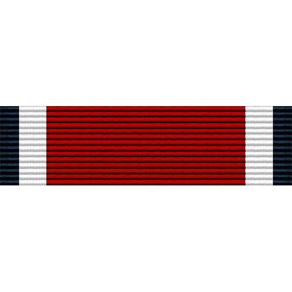 Georgia National Guard Medal For Valor Ribbon